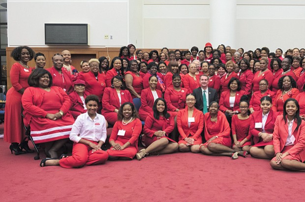 Delta Day at the General Assembly //