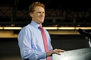 U.S. Rep Joe Kennedy III