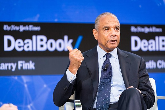 Facebook has named one of the nation's most prominent black corporate leaders, American Express'Kenneth Chenault, to its board of directors.