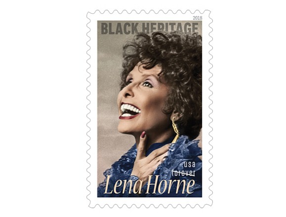 Lena Horne, the late great dancer, singer and Hollywood actress who fought for civil rights, is featured on a new ...