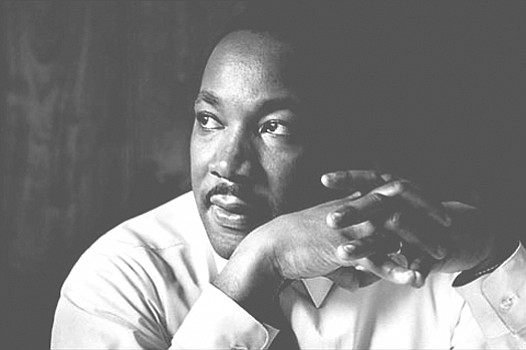 On the day Dr. Martin Luther King Jr. was killed 50 years ago, tens of thousands of people gathered at ...