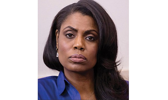Former White House staffer Omarosa Manigault, who exited the Trump administration last year, was unveiled as one of the contestants ...