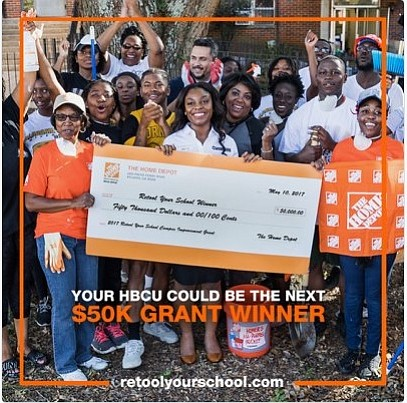 The Home Depot, the world's largest home improvement retailer, today announced its 2018 Retool Your School Grant Program. Now, in ...