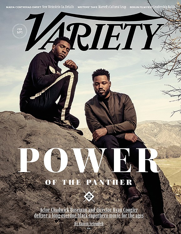 Chadwick Boseman struggled to catch his breath after he was cast as Black Panther. When he first tried on his ...