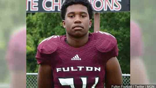 Zaevion Dobson died in a hail of gunfire in 2015 as he tried to shield his friends during..