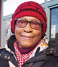 I've been here five years and I've seen changes. They're developing more housing, but for rich people only. Low-income people have nothing. More whites are moving in. Blacks are moving out.—Brenda Scinson, Homemaker, Roxbury