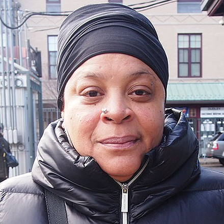 No. There's still a lot of violence and homelessness.—Sheila Hector, Caretaker, Roxbury
