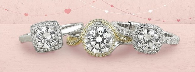 In honor of February being the month of love, national jeweler, Robbins Brothers,