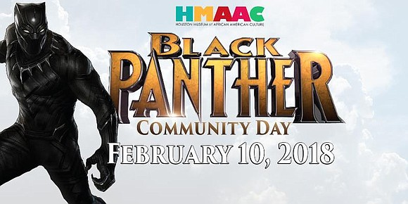 HMAAC is the Proud Disney Partner for the earliest Houston advance screening of Marvel Studios Black Panther this Saturday, February ...