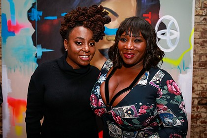 Ledisi and Bevy Smith