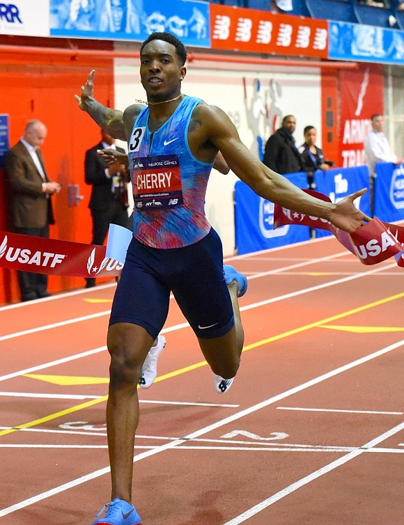 The 111th Millrose Games were held Saturday at The Armory, the New Balance Track and Field Center.