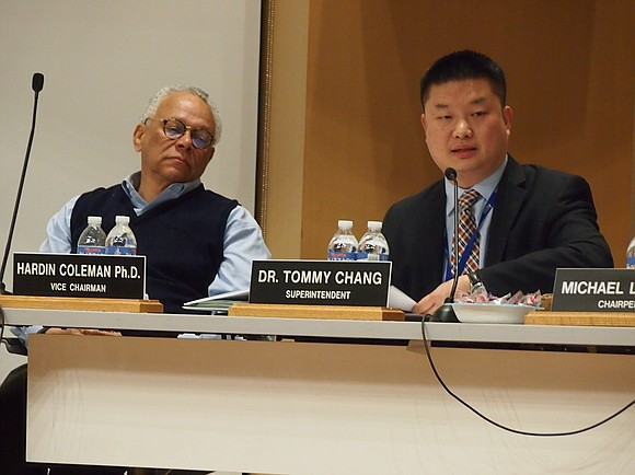 Boston Public Schools Superintendent Tommy Chang released a fiscal year 2019 budget with a 4.5 percent increase in overall school ...