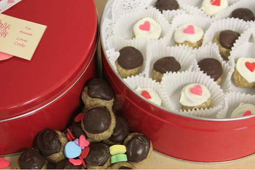 This Valentine's Day, think outside the traditional chocolate box and shop for a socially good gift for your sweetie!