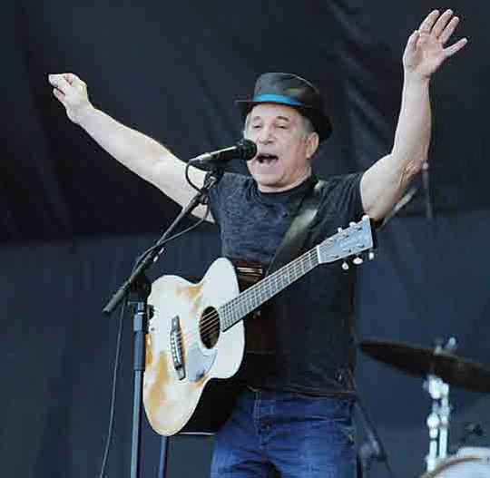 Paul Simon will perform two concerts at the Hollywood Bowl in May as part of his..