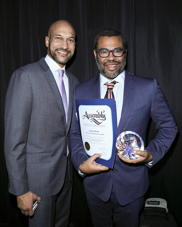 The African American Film Critics Association (AAFCA), the nation's premiere group of Black film critics, handed out trophies to winners ...