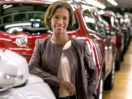 Alicia Boler-Davis had been thriving at General Motors for more than 15 years when she faced her most daunting challenge ...