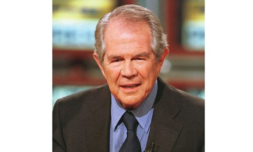 Televangelist Pat Robertson is recovering after suffering an embolic stroke.