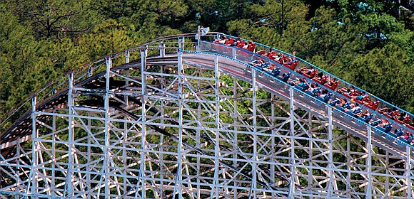 Kings Dominion amusement park is changing the name of a roller coaster named after the war whoop of a Confederate ...
