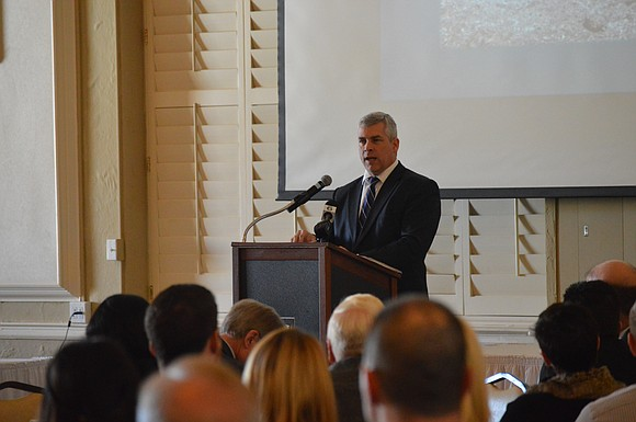 Joliet's renaissance will continue in 2018 according to the city's mayor Bob O'Dekirk who gave his state of the city ...