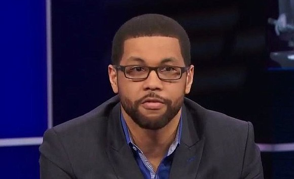 Can't say we didn't see this coming. Now that his former partner in crime, Jemele Hill, has been pressured to ...