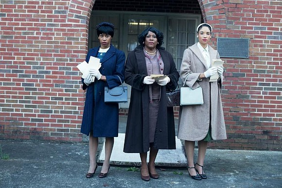 Drama Starring Meta Golding, Loretta Devine, Isaiah Washington and Roger Guenveur Smith Reveals How Rosa Parks and the Unsung Heroes ...
