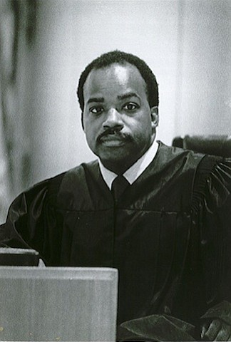 Judge John W. Peavy, Jr.'s Judge Peavy is not a stranger to making history and is a man of many ...