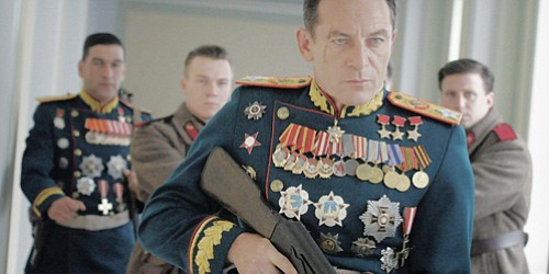 The two-week Portland International Film Festival opens Thursday, Feb. 15 with two showings of 'The Death of Stalin,' a satiric depiction of the frantic power struggle that ensued when Soviet dictator Joseph Stalin died. The opening night screenings will be held at the Portland Art Museum and Regal Fox Tower.
