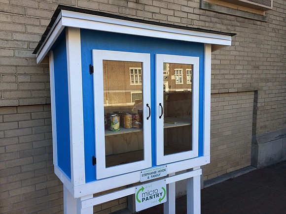 The Boys & Girls Club of Joliet has become the latest site in Joliet with a new micro-pantry.