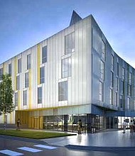 The KLEO Art Residences will be a 58-unit mixed-income housing development specially designed to cater to the needs of local artists. Photo Credit: Brinshore Development, LLC