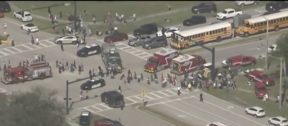 "A shooting at a Florida high school caused ""numerous"" fatalities Wednesday, Broward County Public Schools Superintendent Robert Runcie said."