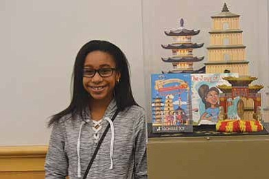 During an African American Literary Festival, in partnership with the Soulful Chicago Book Fair, author Patience Kirkland, said she loves ...