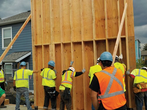 The African-American led nonprofit Constructing Hope will expand its construction training facility in northeast Portland thanks to an investment of ...