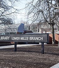 Boston Public Library Lower Mills branch, one of the city's assets up for consideration in the RFI.