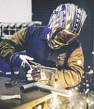 Prairie State College in Chicago Heights recently received a federal grant from the U.S. Economic Development Administration to help fund the development of mobile training facilities that will bring on-site job training in welding, computer numeric control(CNC), and robotics to companies across the south suburbs.