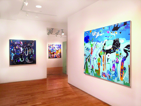 an exhibition of new works by contemporary Los Angeles artists that speaks to ways in which the arts can deeply ...