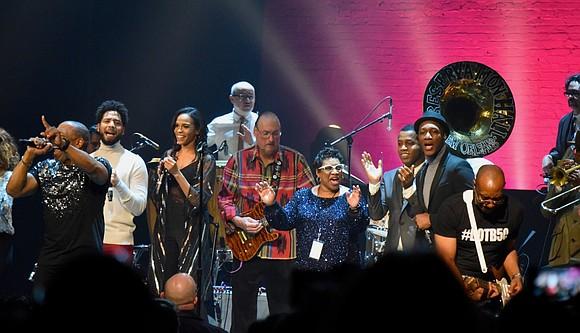 Harlem's Apollo Theater recently hosted a celebration of Otis Redding.
