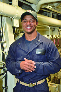 An Annapolis native and 2011 Annapolis High School, Old Mill High School graduate is serving in the U.S. Navy aboard ...