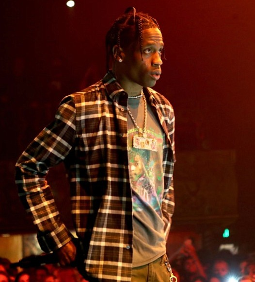 Travis Scott is having a wonderful month. On February 1, his daughter Stormi with Kylie Jenner was born. Just a ...