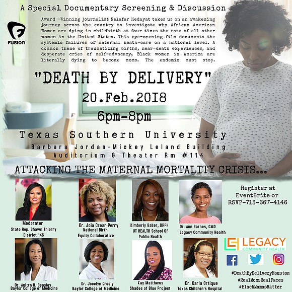 On Tuesday evening, February 20, 2018, State Rep. Shawn Thierry will host and moderate a discussion on the documentary screening ...