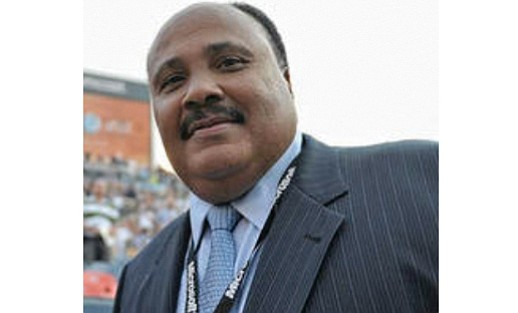 Martin Luther King III, son of the slain civil rights leader and Coretta Scott King, will speak 5 p.m. Sunday, ...