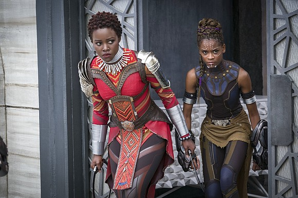 "A wave of feverish anticipation, fawning critical acclaim and groundbreaking cultural meaning pushed ""Black Panther"" to a record-setting $192 million ..."