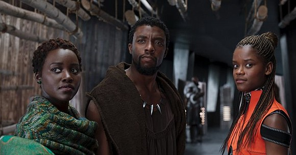 Black Panther, the biggest, Blackest movie of the year, just dropped this weekend, and it's been brekaing records and inspiring ...