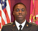 Private First Class Emmanuel Mensah