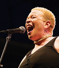 Portland's First Lady of the Blues LaRhonda Steele will be the featured performer at Saturday's 'Sweet Taste of the Arts'  fundraiser supporting PassinArts, Portland's African-American producing theater company.