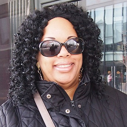 I think that the government does not take gun violence seriously. People here are dying and the government is more concerned about what's going on in other countries. There's a war raging here.—Loretta Washington, Medical Coordinator, South End