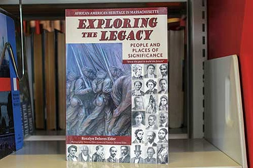 Exploring the Legacy: People and places of significance book