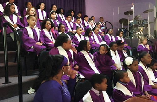 The Historic Vancouver Avenue First Baptist Church is once again gathering children who love to sing, from the ages of ...