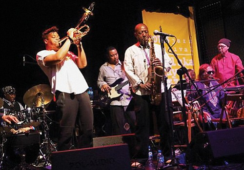 The Biamp PDX Jazz festival presents The Miles Electric Band, an 11-member all-star live group featuring Miles Davis alumni revisiting ...