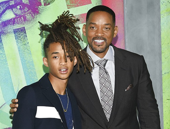 Jaden Smith's environmental consciousness was born when he was out surfing at about age 10. He saw plastic water bottles ...