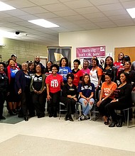 HBCU Panel Discussion & Mix and Mingle at Teaneck High Schol